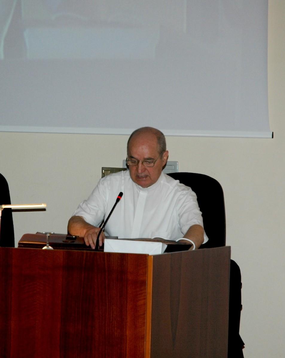 Convegno Italia Sacra - 19-21 giugno 2008 - Dante Cesarini, direttore della biblioteca Jacobilli