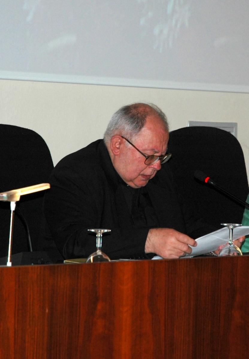 Convegno Italia Sacra - 19-21 giugno 2008 - Mario Sensi
