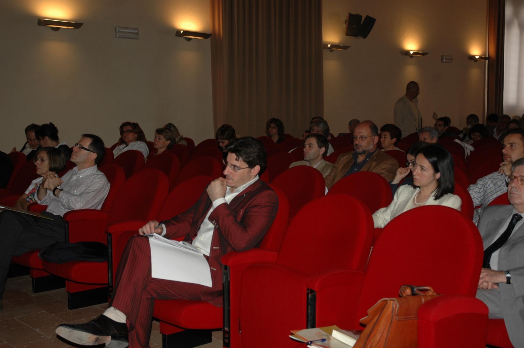 Convegno Italia Sacra - 19-21 giugno 2008 - Platea 3