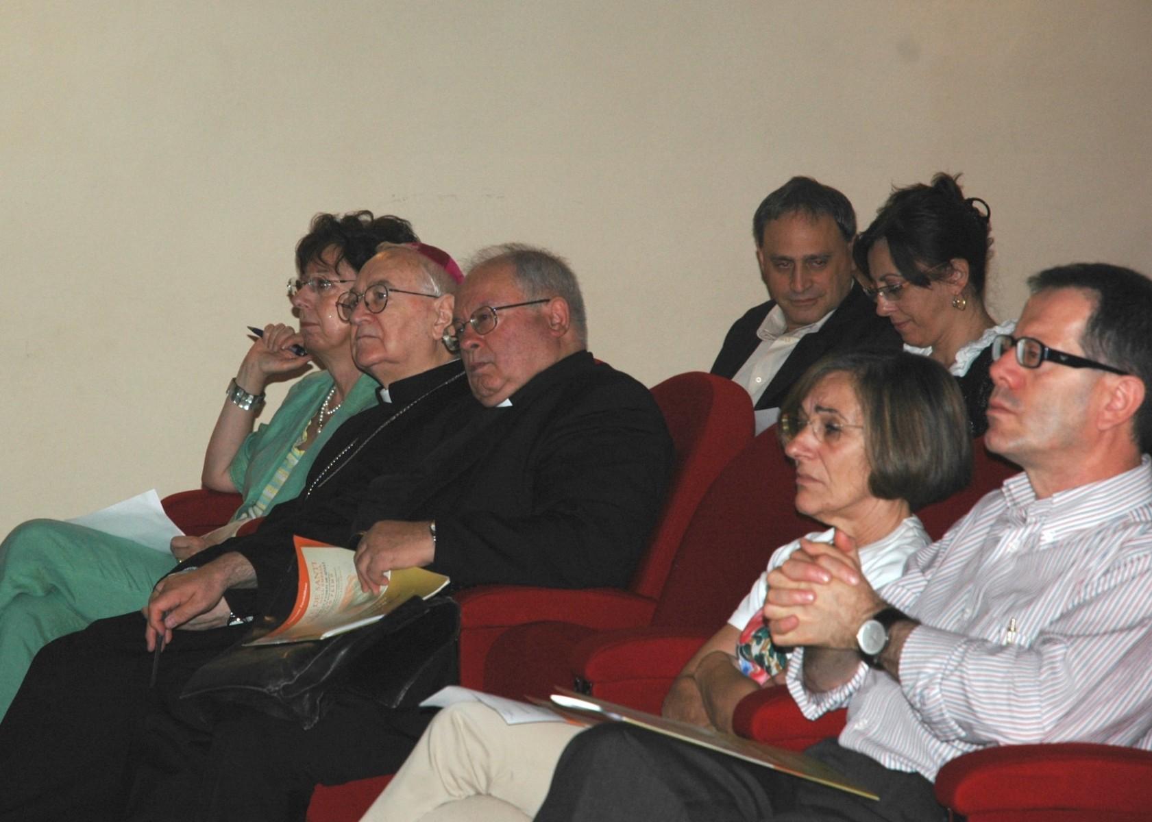 Convegno Italia Sacra - 19-21 giugno 2008 - Platea 4