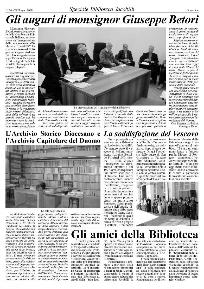Italia Sacra - Speciale Gazzetta - 2008_Pagina_3