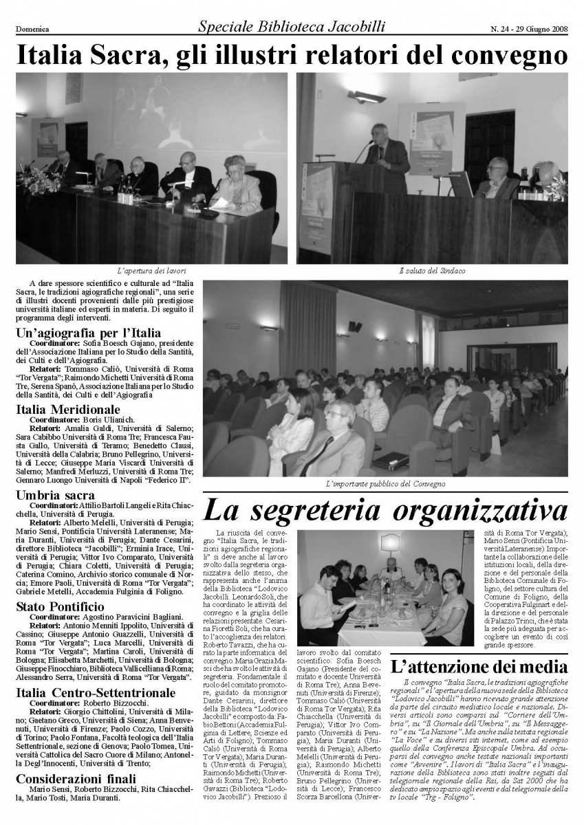 Italia Sacra - Speciale Gazzetta - 2008_Pagina_4