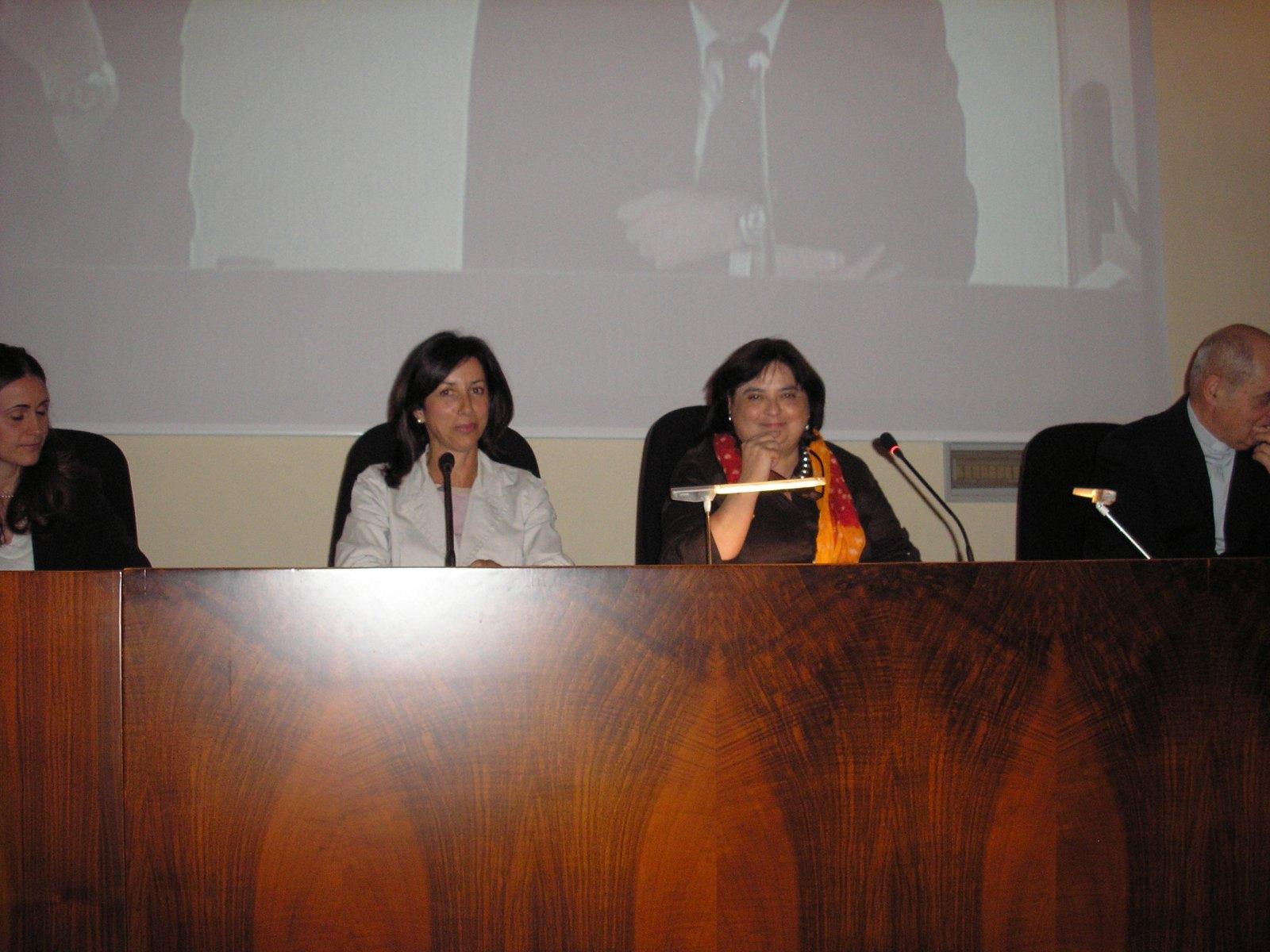 Mariangela Severi, Emma Bianchi, Elisabetta Bogini