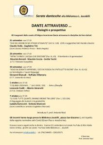 Dante 21 Calendario